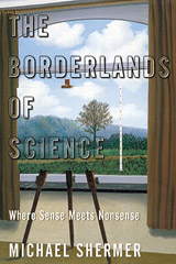 book cover: The Borderlands of Science