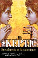 book cover: Encyclopedia of Pseudoscience
