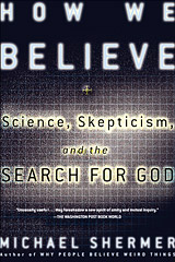 book cover: How We Believe