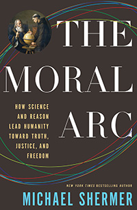 The Moral Arc (book cover)