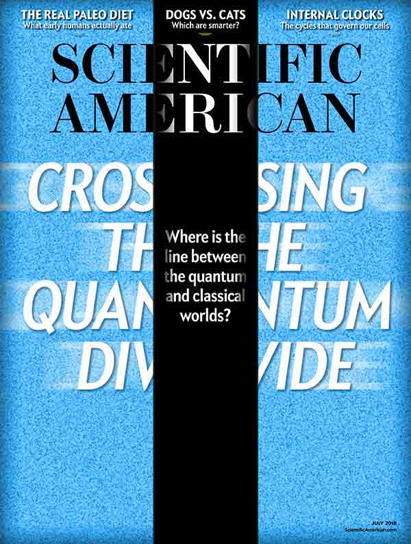 Scientific American (cover)