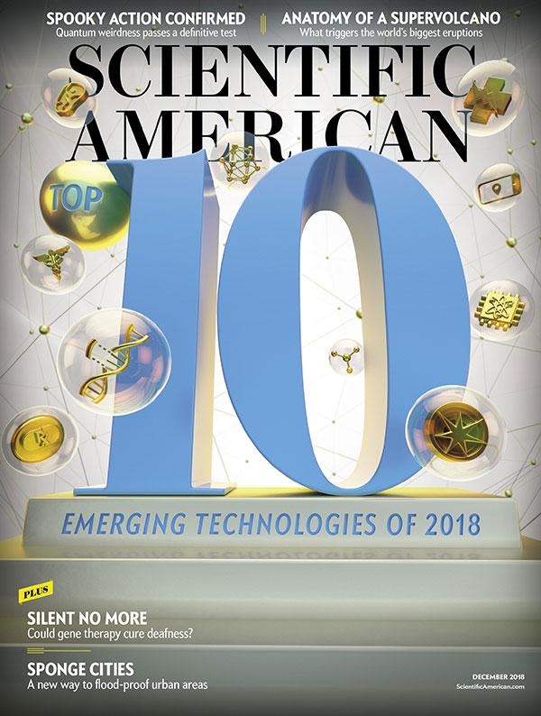Scientific American (cover)