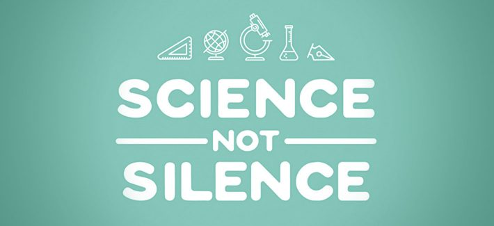 Science, not silence